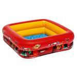 Cars play Box Pool