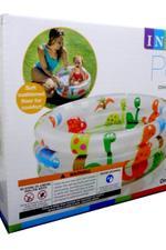Dinosaur 3 Ring Baby pool