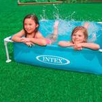 Intex Blue Mini Frame Pool