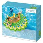 Intex Peacock Inflatable Island