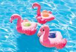 Floating Drink Holder Intex 3 Pcs Flamingo