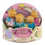 Li'L Woodzeez Hedgehog Family