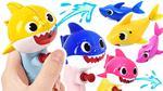 Pinkfong Baby Shark Water Blaster- Yellow