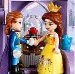 LEGO Disney Princess Belle's Castle Winter Celebration 43180 Beauty and the Beast building set