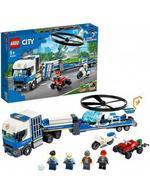 LEGO Police Helicopter Transport