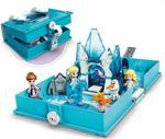 LEGO Disney Frozen 2 Elsa and the Nokk Storybook Adventures Portable Playset