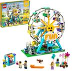 LEGO 31119 Creator 3in1 Ferris Wheel to Swing Boat or Bumper Cars Fairground Building Set