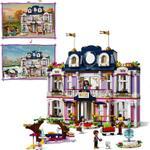 LEGO 41684 Friends Grand Hotel Resort Dolls House Building Set