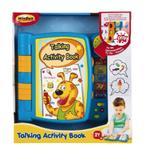 WinFun Talking Activity Book