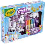Crayola Scribble Scrubbie Confetti Party