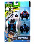Ben10 Omni-Launch Battle Figures