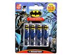 Batman 4 x AA/LR6 Alkaline