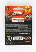 Justice League 4 x AAA/LR03 Alkaline