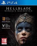 PS4 Hellblade Senua's Sacrifice