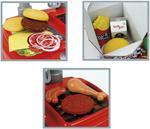 Chicos Chef Deli Burger Play Set
