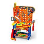 Hot Wheels Tool Bench Play Set`