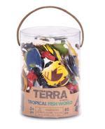 Terra by Battat – Tropical Fish World In Tube