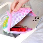 Bubble Pops Panda Fidget Shoulder Bag