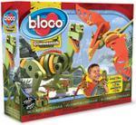 Bloco Toys Velociraptor & Pterosaur