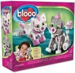 Bloco Cat & Kitten Building Kit