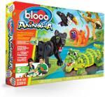 Bloco Tropical Rainforest Animals