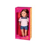 Our Generation Shailene Doll With Beach Outfit
