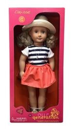 Our Generation Clarissa Doll with Beach House Outfit