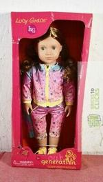 Our Generation Lucy Grace Yoga Outfit Doll