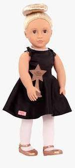 Our Generation  Rafaella Actress Doll with Award