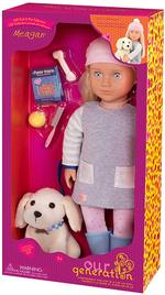 Our Generation Meagan Doll with Pet Dog
