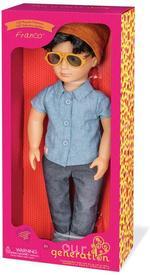 Our Generation Franco Boy Doll
