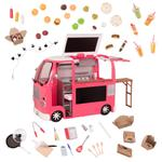 Our Generation Food Truck Playset