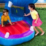 Banzai Happy Hippo Inflatable Bouncer