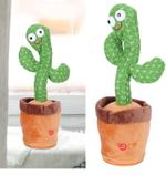 Rechargeable Dancing Cactus Toy