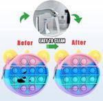 Bubble Pops- Pastel Coin Purse Fidget Toy