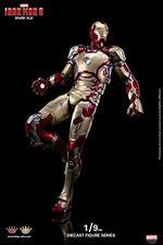 DSF001 King Arts 1/9 Diecast Iron Man Mk XLII