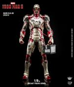 DFS010 King Arts 1/9 Iron Man 3 Mk XLII Battle Damaged Accessory Set