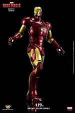 DFS016 King Arts 1/9 Diecast Iron Man 3 Mark LII