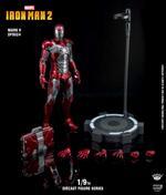 DFS024 King Arts 1/9 Diecast Iron Man 2 Mark V