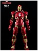 DFS041 King Arts 1/9 Diecast Civil War Iron Man Mk XlVI