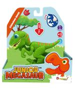 Junior Megasaur Chomping Dinos Raptor - Green