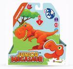 Junior Megasaur Chomping Dinos Raptor - Orange
