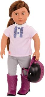 Our Generation Doll Elliana with Riding Outfit
