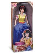 Princess Doll Snow White Doll - Blue