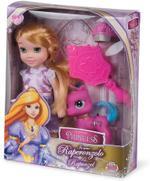 Grandi Giochi Rapunzel 15cm with Pony