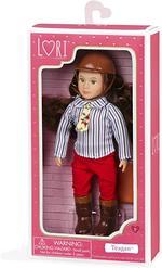Lori 6 Inch Riding Doll Teagan