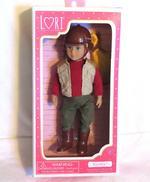 Lori 6 Inch Riding Doll Hartley