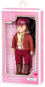 Lori 6In Riding Doll Kaori