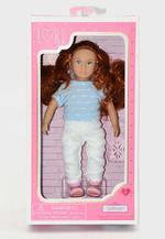 Lori 6 Inch Doll With Lace Pants   Saffron
