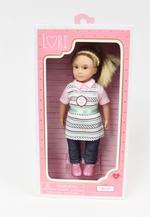 Lori 6 Inch Barista Doll Vera